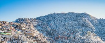Shimla: The land with all the beauty