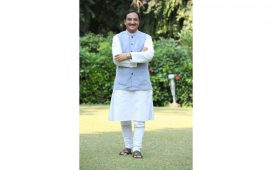 Union Education Minister Shri Ramesh Pokhriyal Nishank